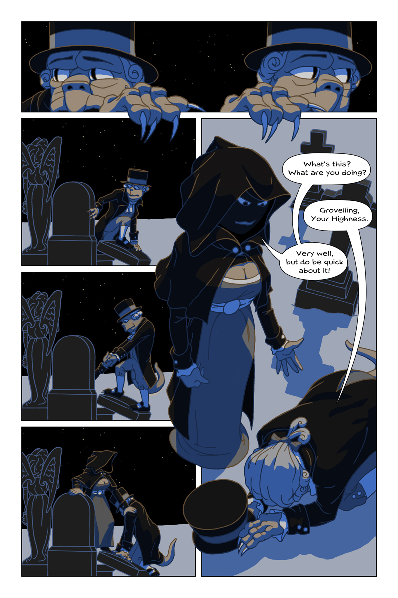 Unearth | Prologue Part 1 – Page 02