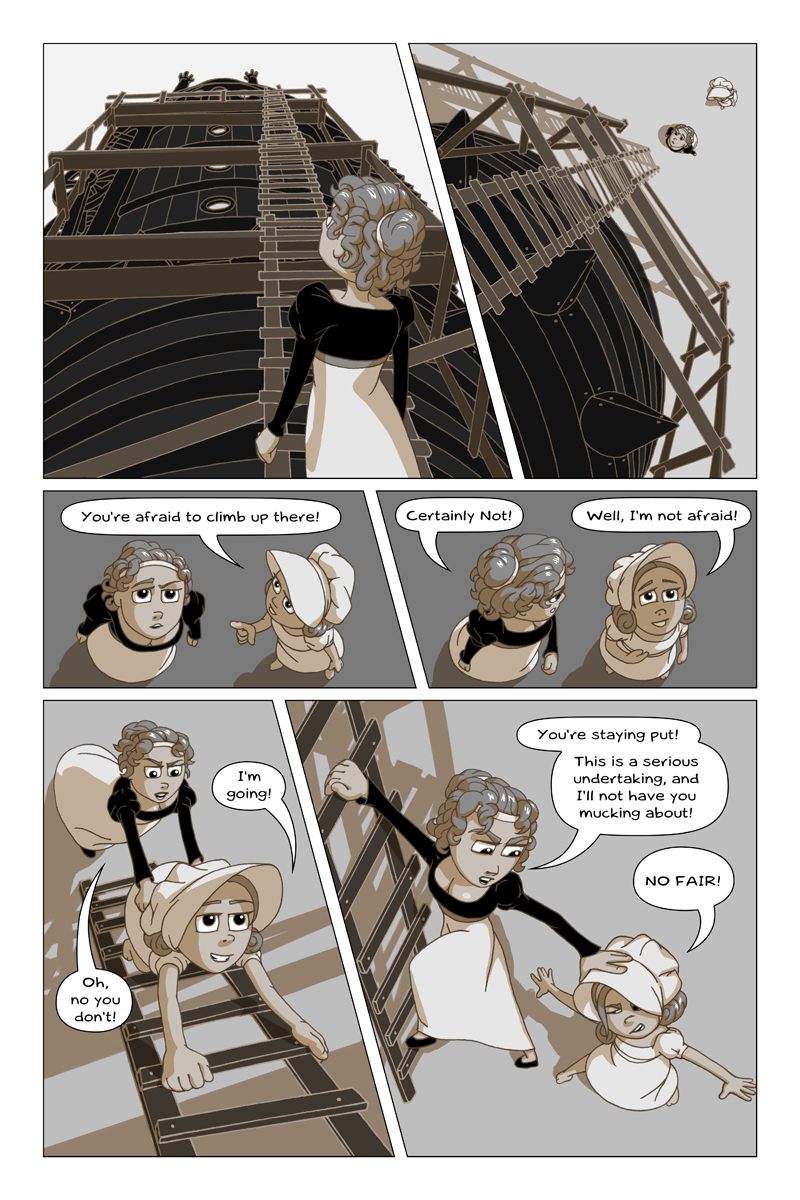 Unearth | Prologue Part 2 – Page 20