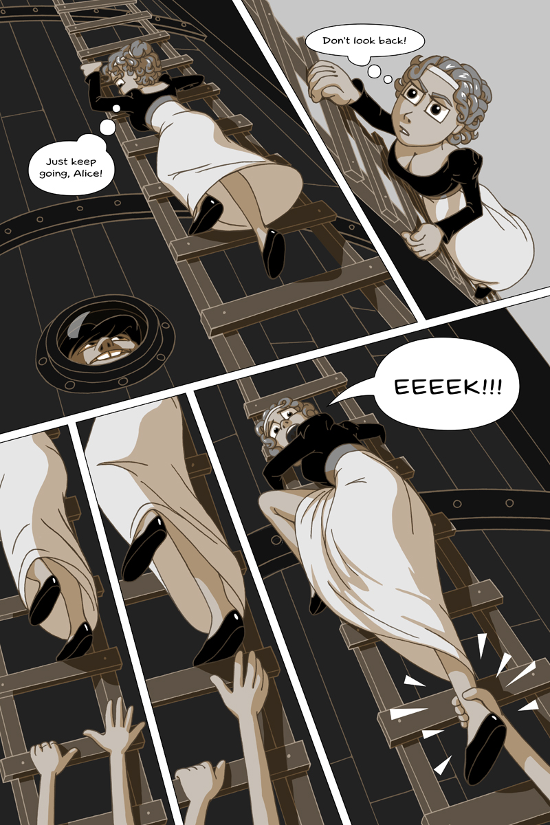 Unearth | Prologue Part 2 – Page 22