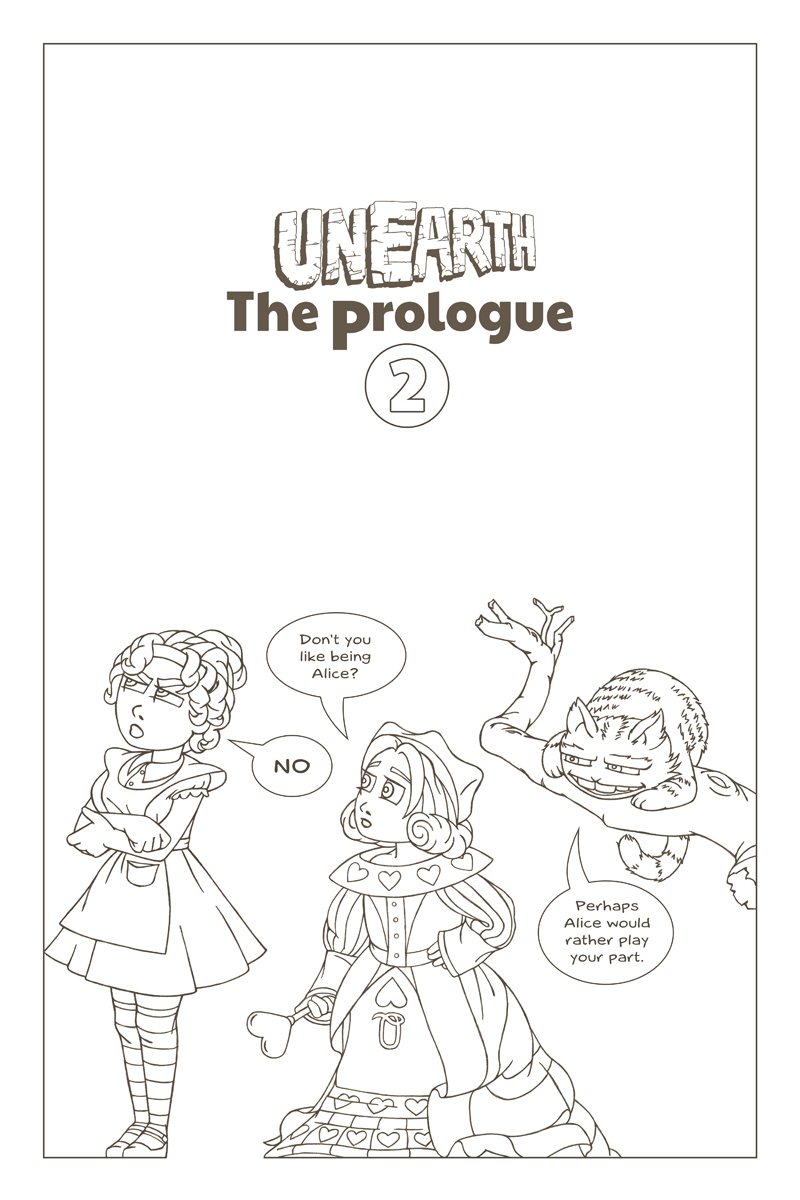 Unearth | Prologue Part 2