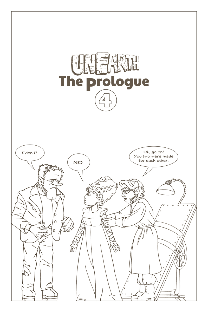Unearth | Prologue Part 4