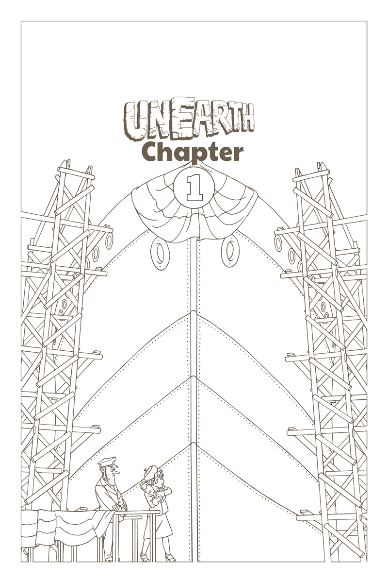 Unearth | Chapter 1