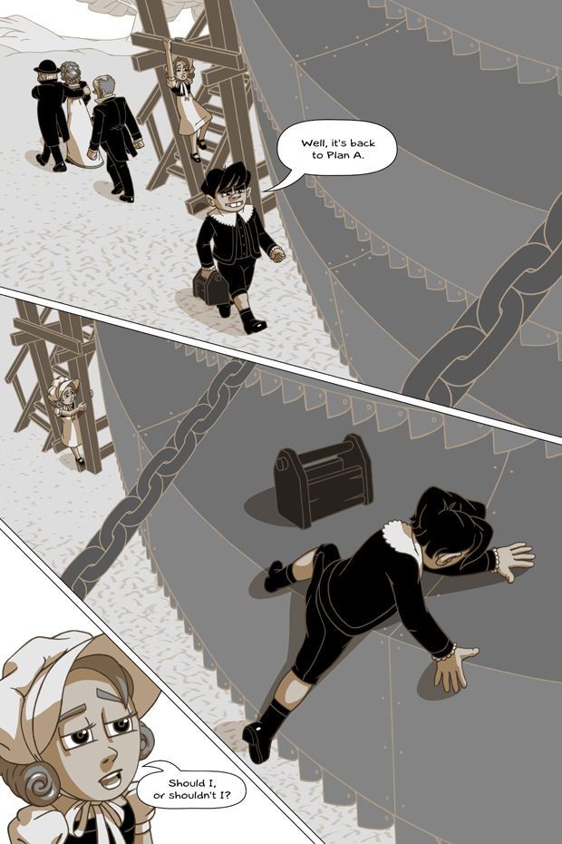 Unearth | Chapter 1 Page 21
