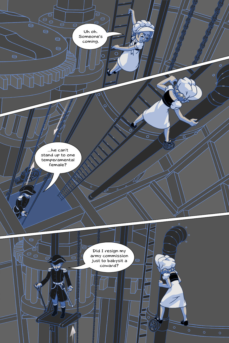 Unearth | Chapter 1 Page 24