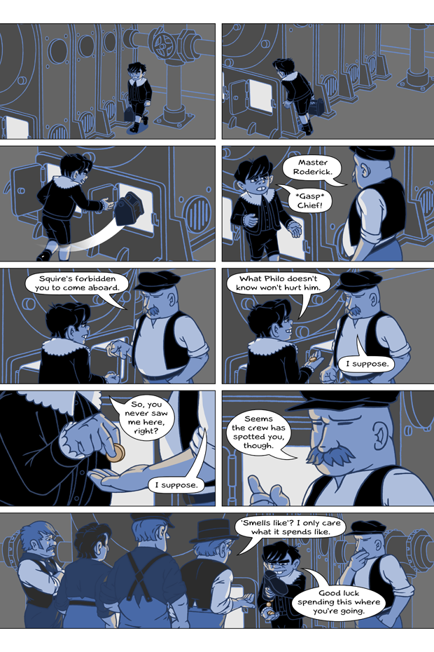 Unearth | Chapter 1 Page 27