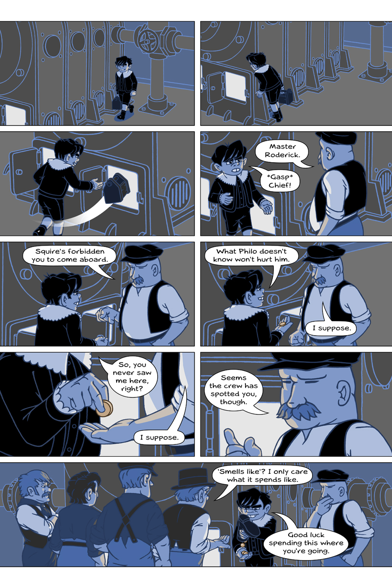 Unearth   Chapter 1 Page 27