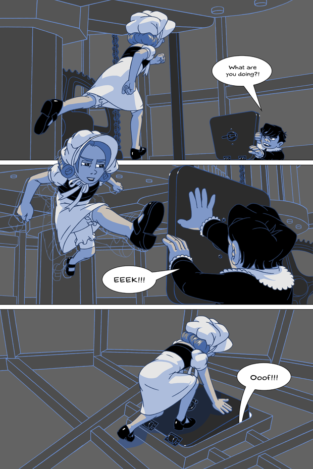 Unearth | Chapter 1 Page 30