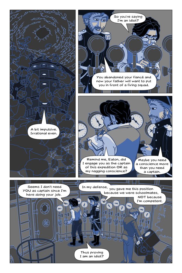 Unearth | Chapter 2 Page 39