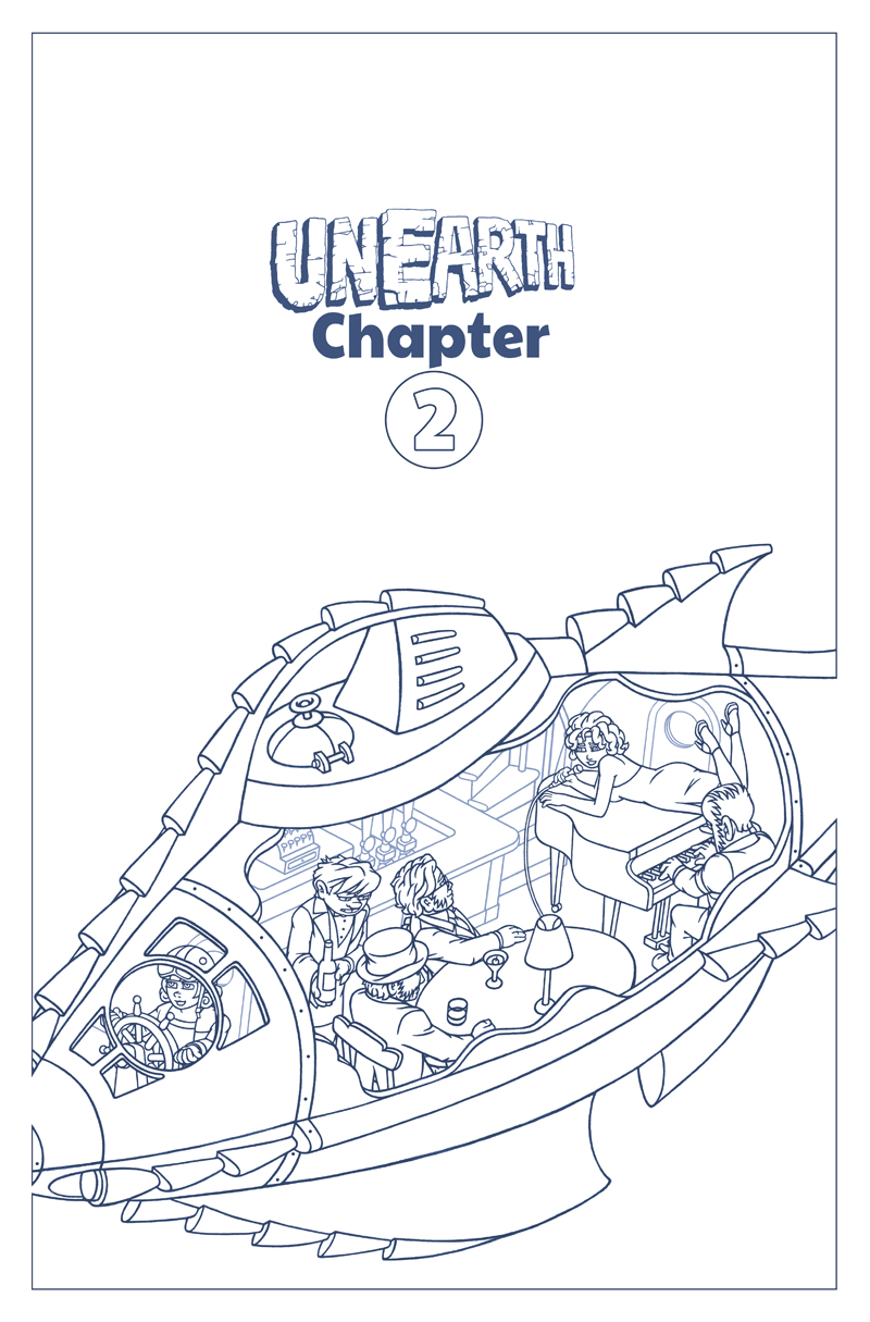 Unearth | Chapter 2