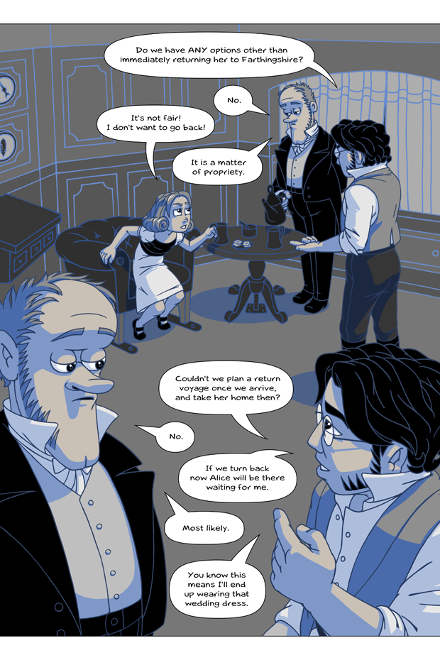 Unearth | Chapter 2 Page 45