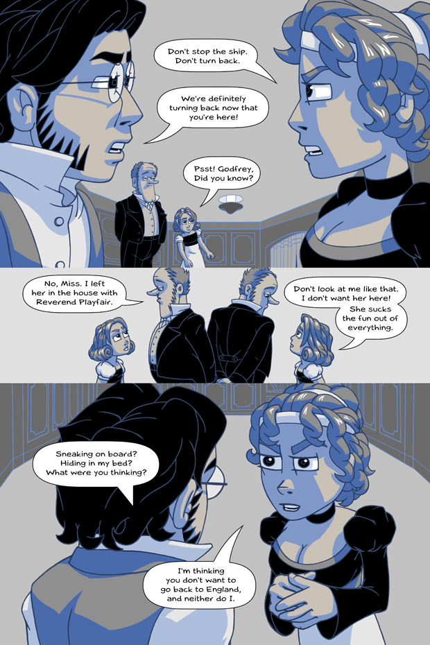 Unearth | Chapter 2 Page 49