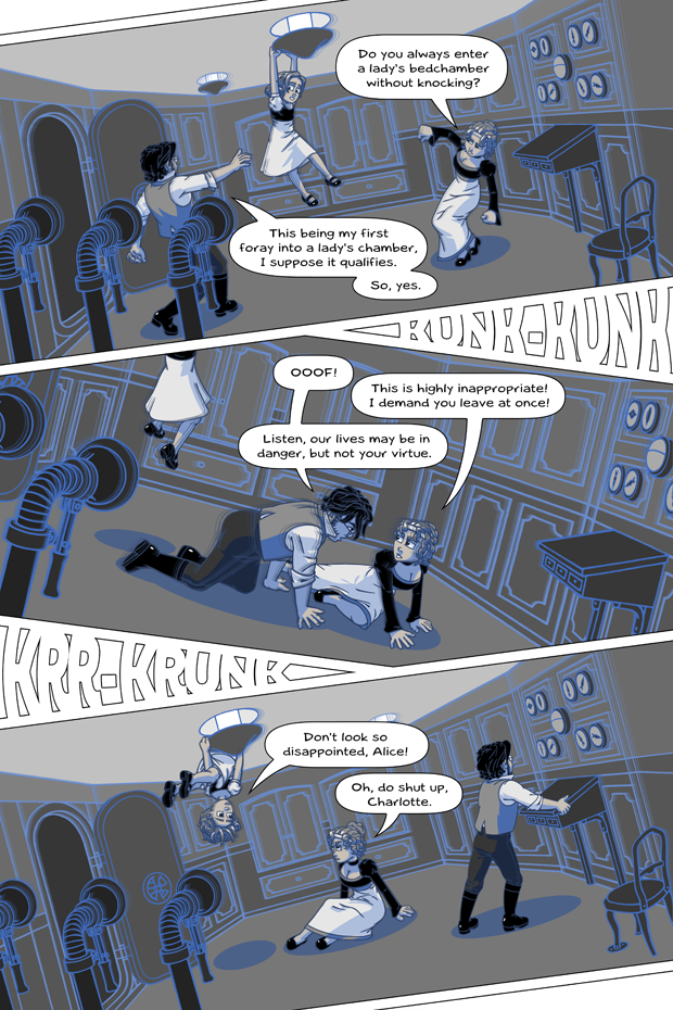 Unearth | Chapter 2 Page 54