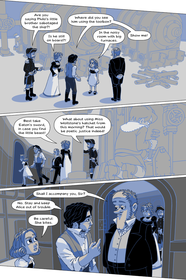 Unearth | Chapter 2 Page 61