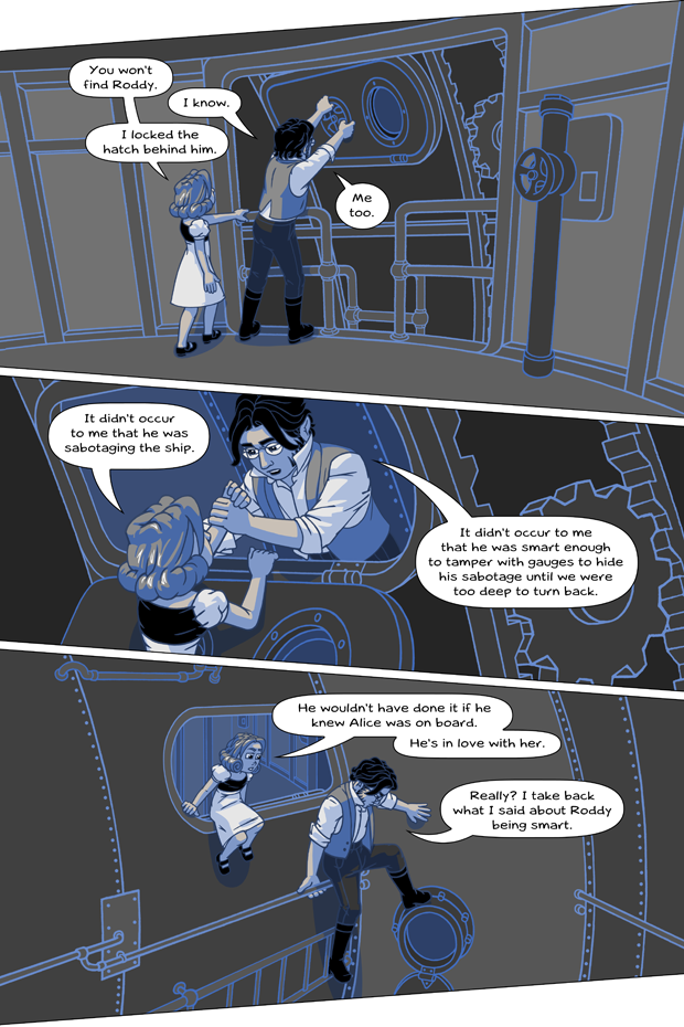 Unearth   Chapter 2 Page 62