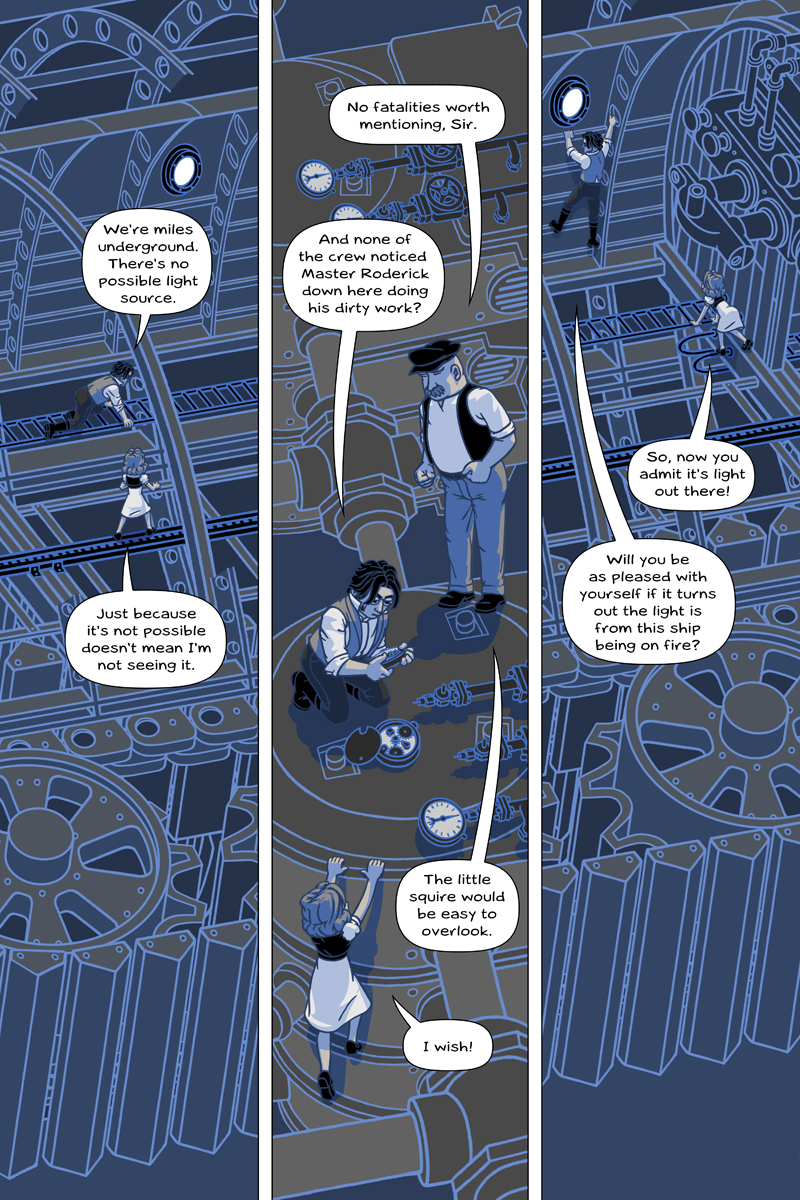 Unearth | Chapter 2 Page 64