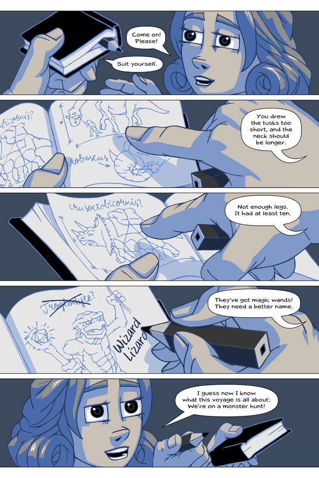 Unearth | Chapter 2 Page 66