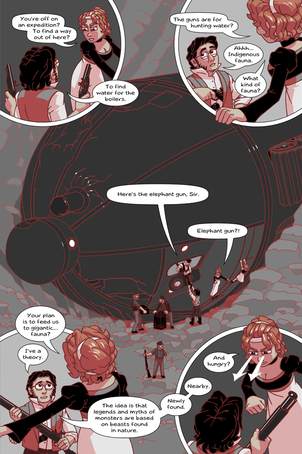 Unearth | Chapter 3 Page 67