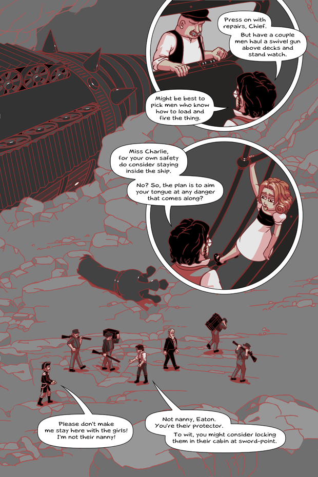 Unearth | Chapter 3 Page 68