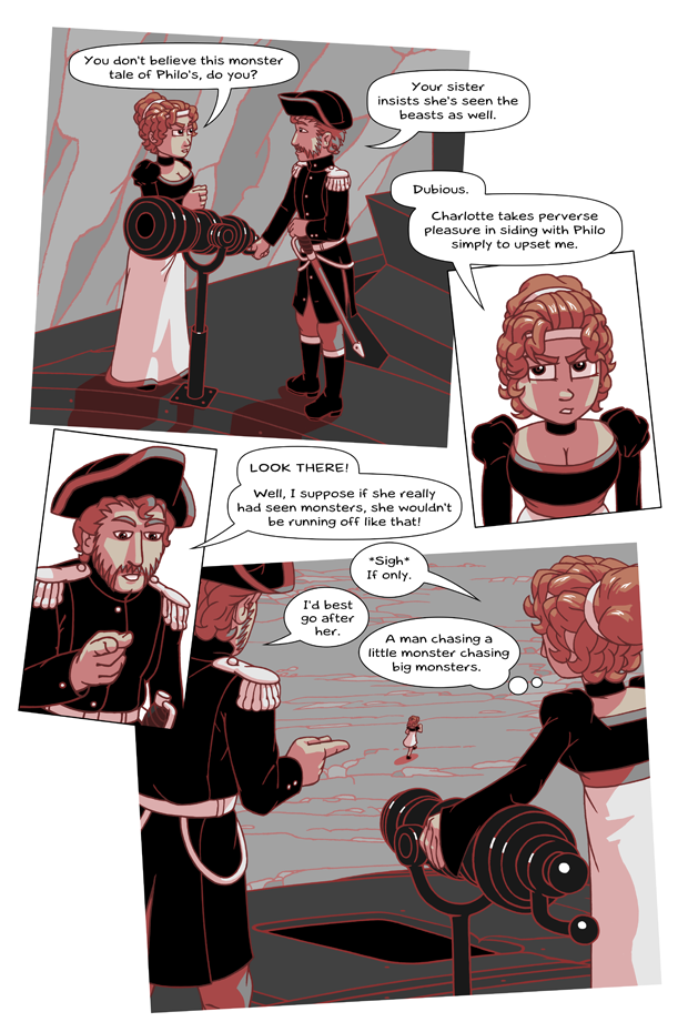 Unearth | Chapter 3 Page 70