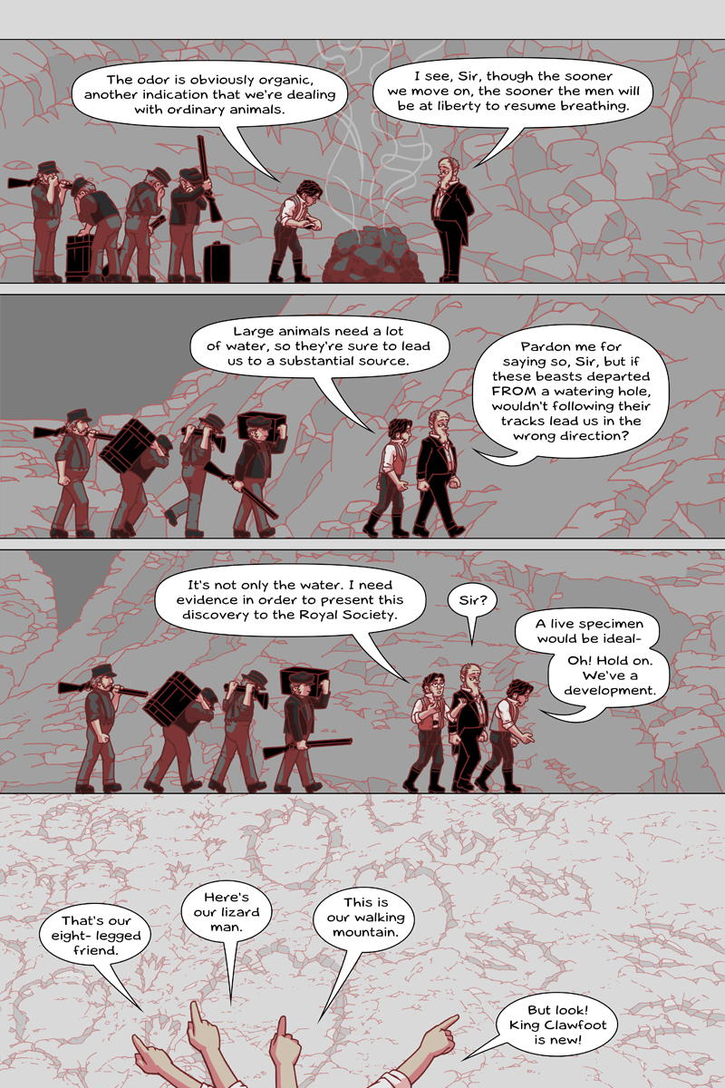 Unearth | Chapter 3 Page 72