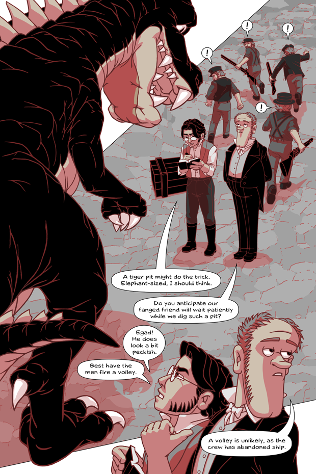 Unearth | Chapter 3 Page 75