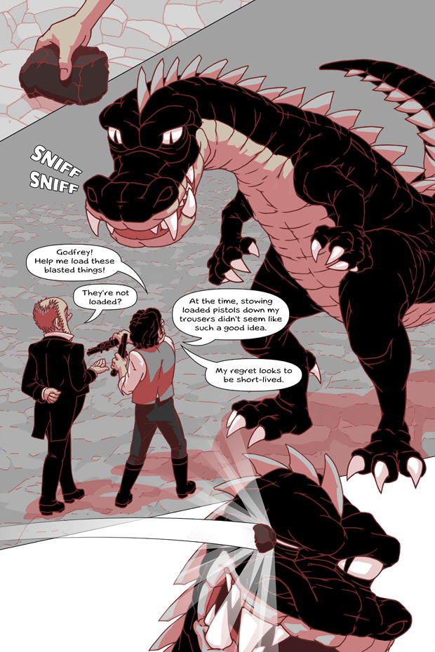 Unearth | Chapter 3 Page 76