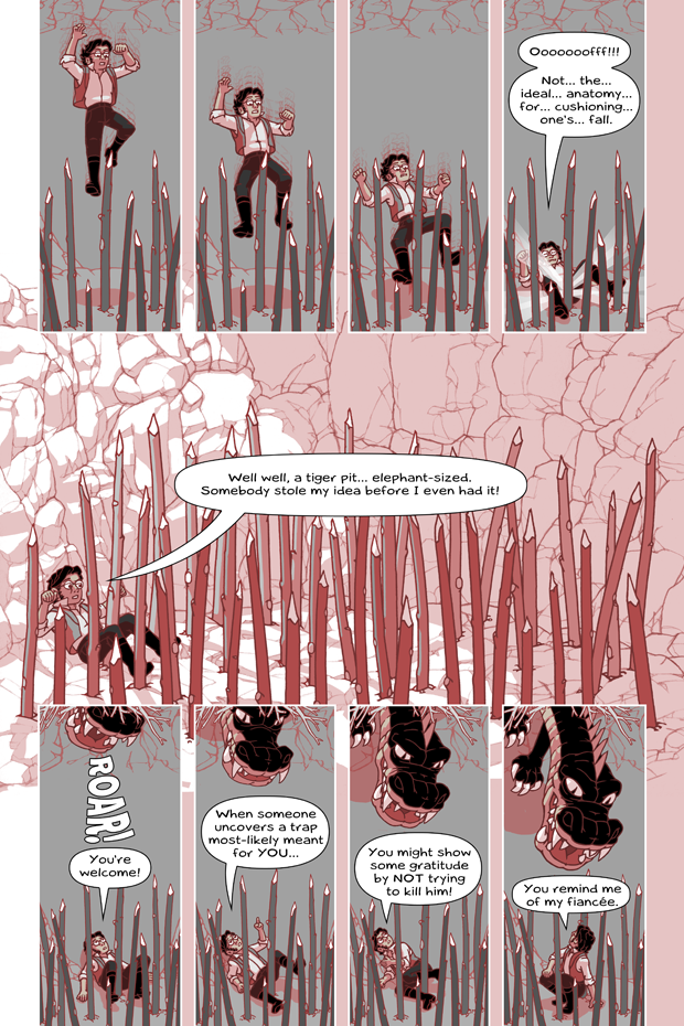 Unearth | Chapter 3 Page 81