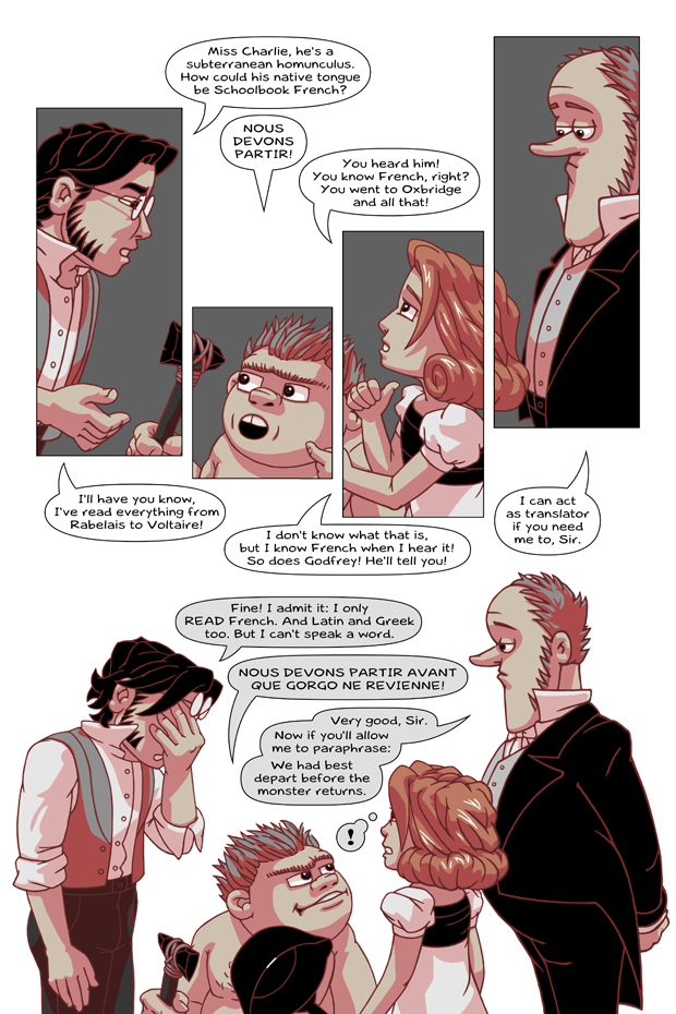 Unearth | Chapter 3 Page 84