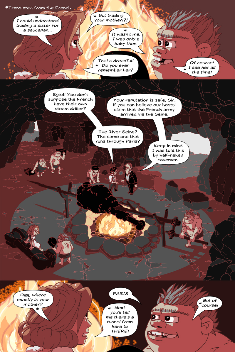 Unearth | Chapter 3 Page 92