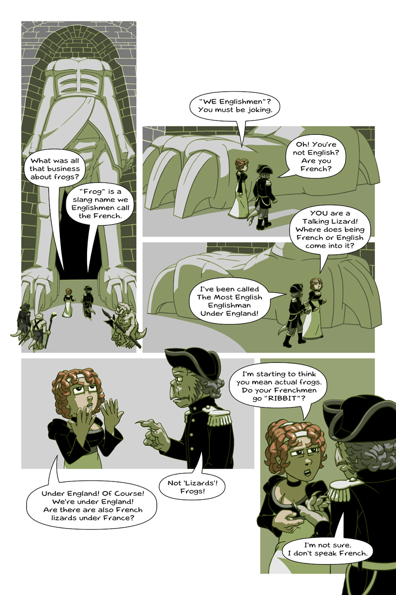 Unearth | Chapter 4 Page 108