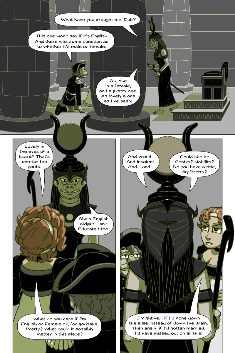 Unearth | Chapter 4 Page 110