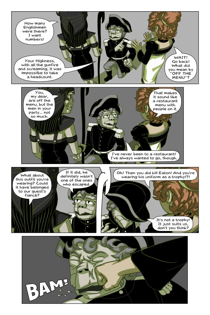 Unearth   Chapter 4 Page 112