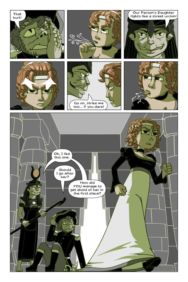 Unearth | Chapter 4 Page 113