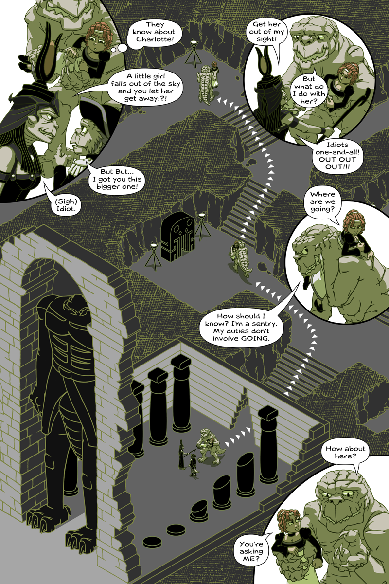 Unearth | Chapter 4 Page 119